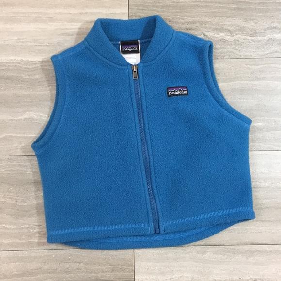c4f96dd92 Baby's Patagonia Fleece Vest - 18 Months. M_5a5c16de05f430eb2910d9ae